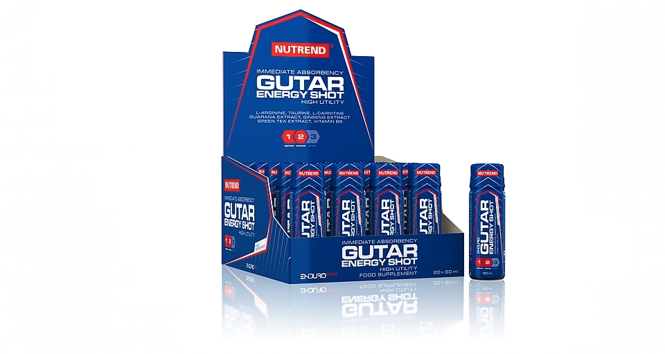 GUTAR ENERGY SHOT 60ml. (energy exposion).