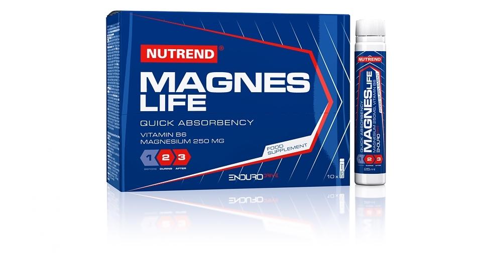 MAGNES LIFE 25ml. (anticramps).