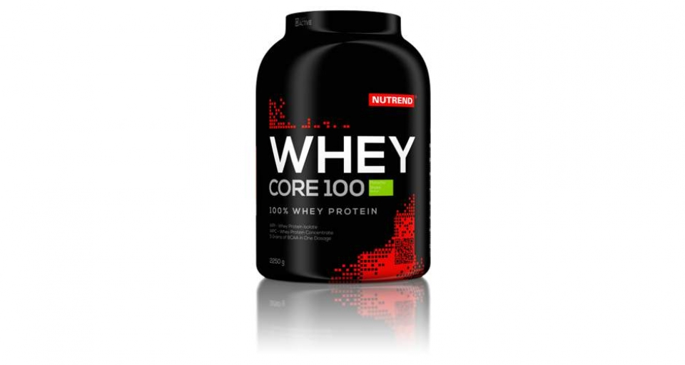 WHEY CORE 100, 2250 g. (protein)