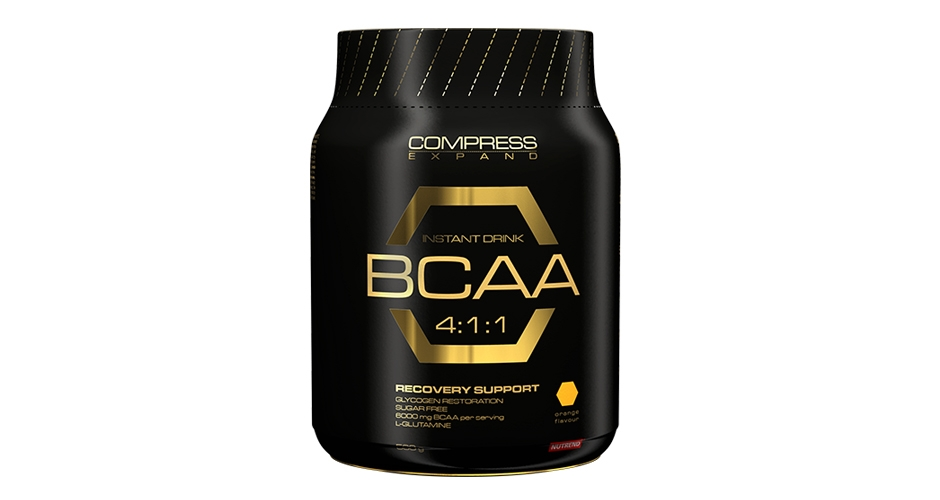 COMPRESS BCAA 4:1:1 INSTANT DRINK, 500 g