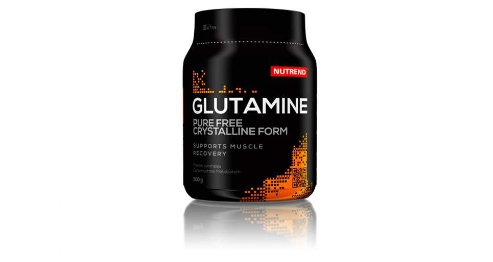 Glutamine 500 g.