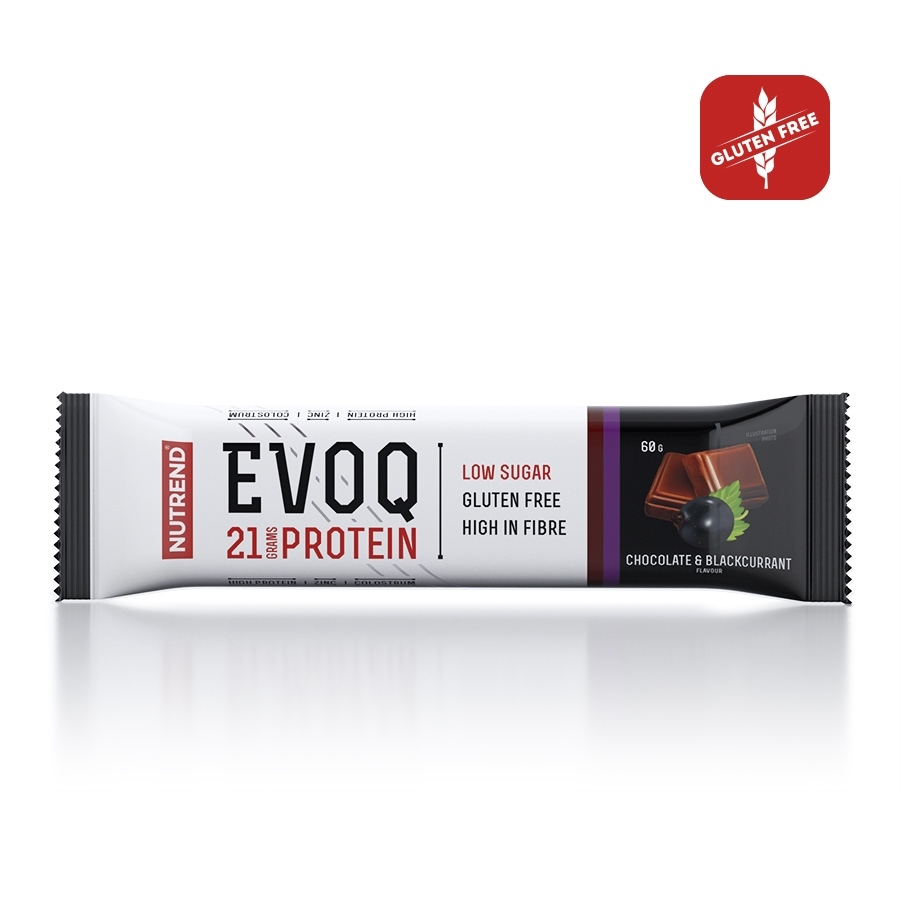 EVOQ BAR Chocolate Blackcurrant